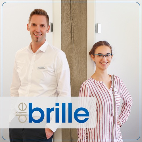Optiker: Die Brille